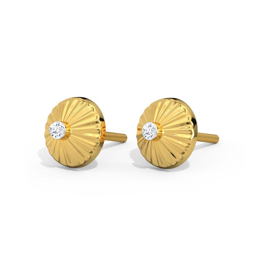 Saanvi Circlet Stud Earrings