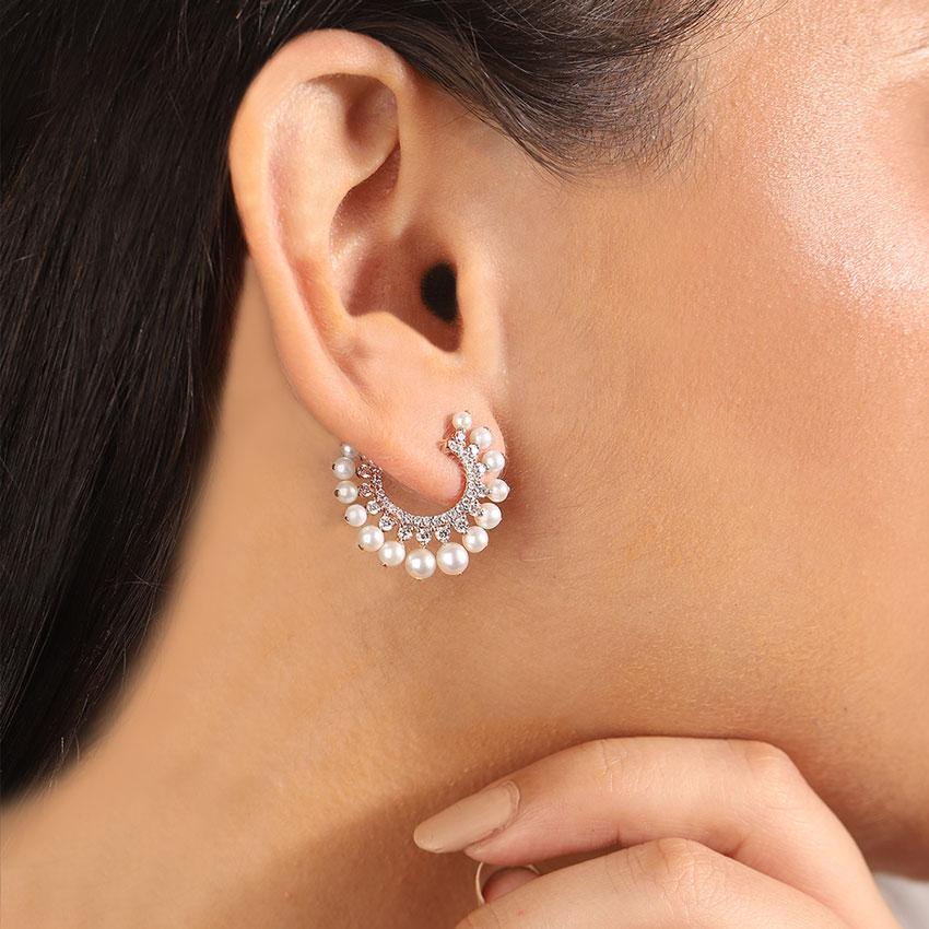 Allegro Hoop Earrings