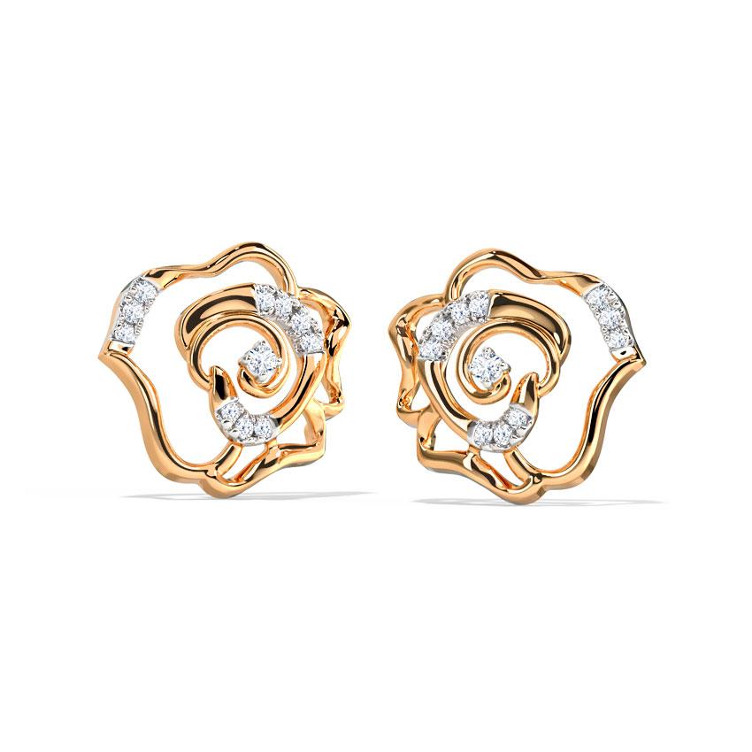 Bella Bloom Stud Earrings