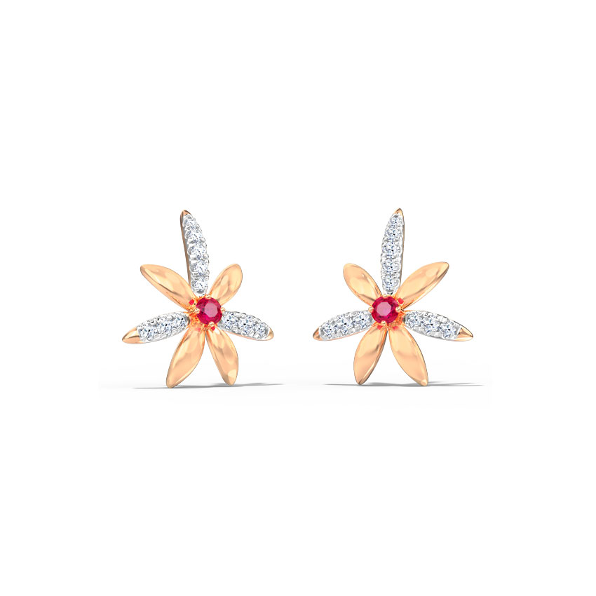 Isabella Stud Earrings