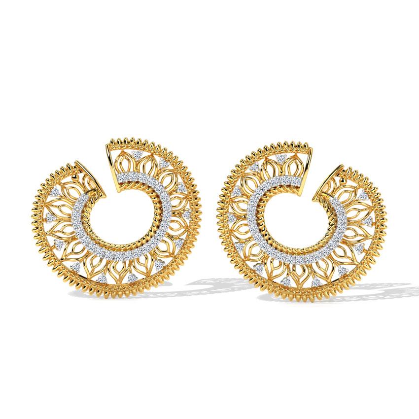 Eliana Hoop Earrings