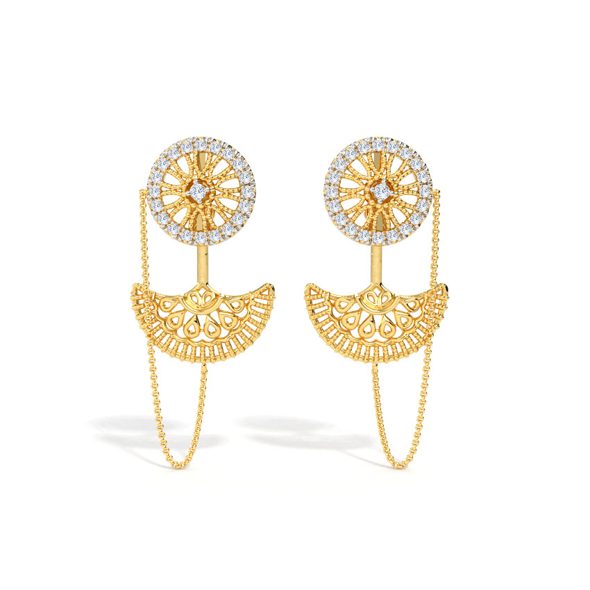 Aavya Drop Earrings