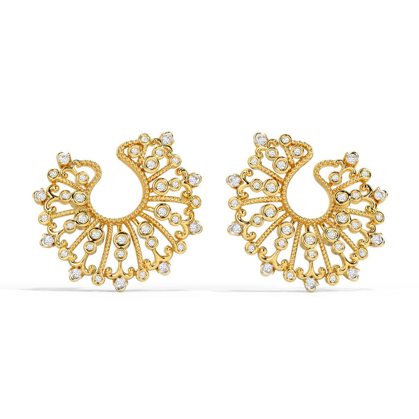 Ameerah Hoop Earrings