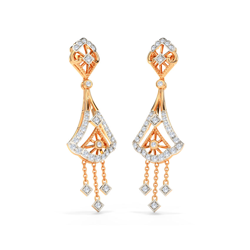 Diana Drop Earrings