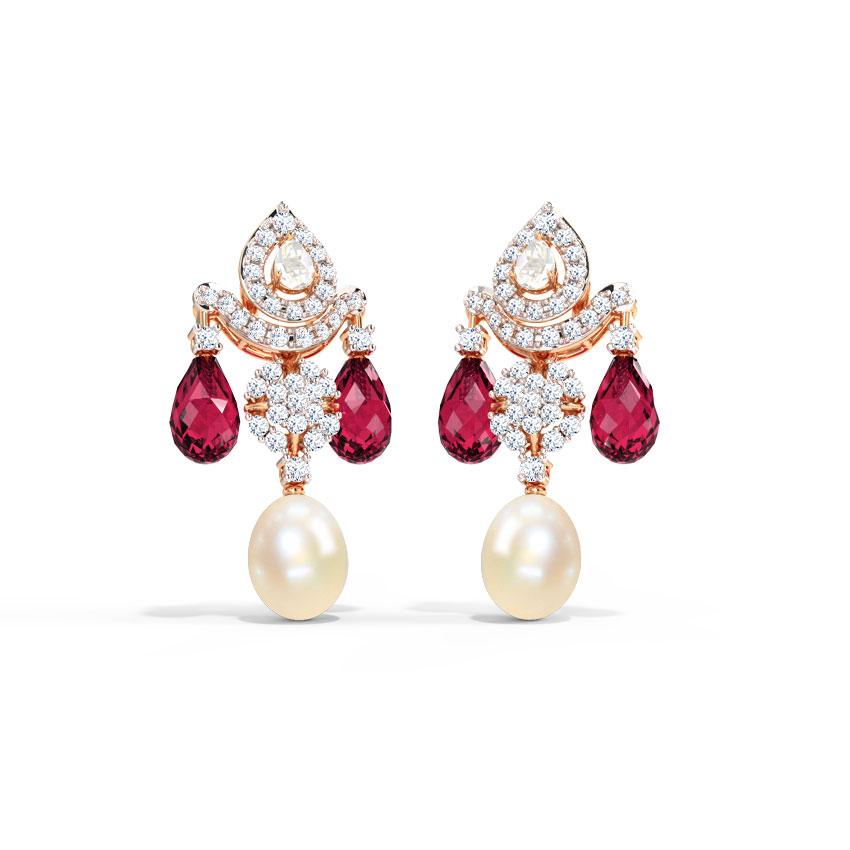 Helena Drop Earrings