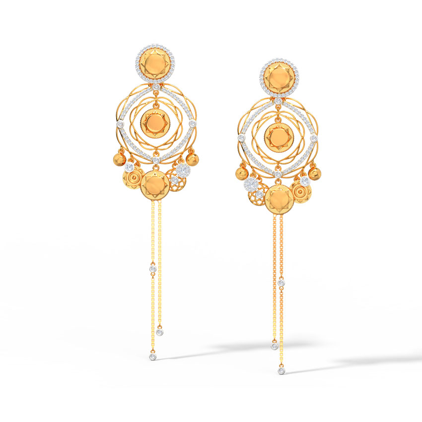 Saule Drop Earrings
