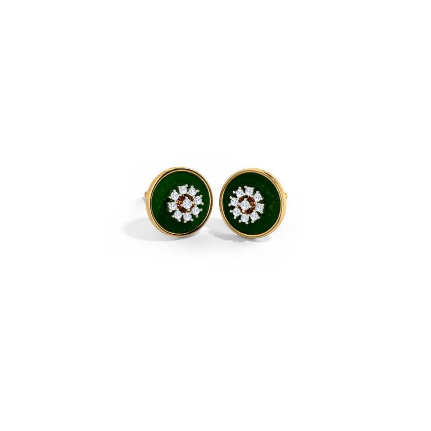Sparkling Detachable Stud Earrings