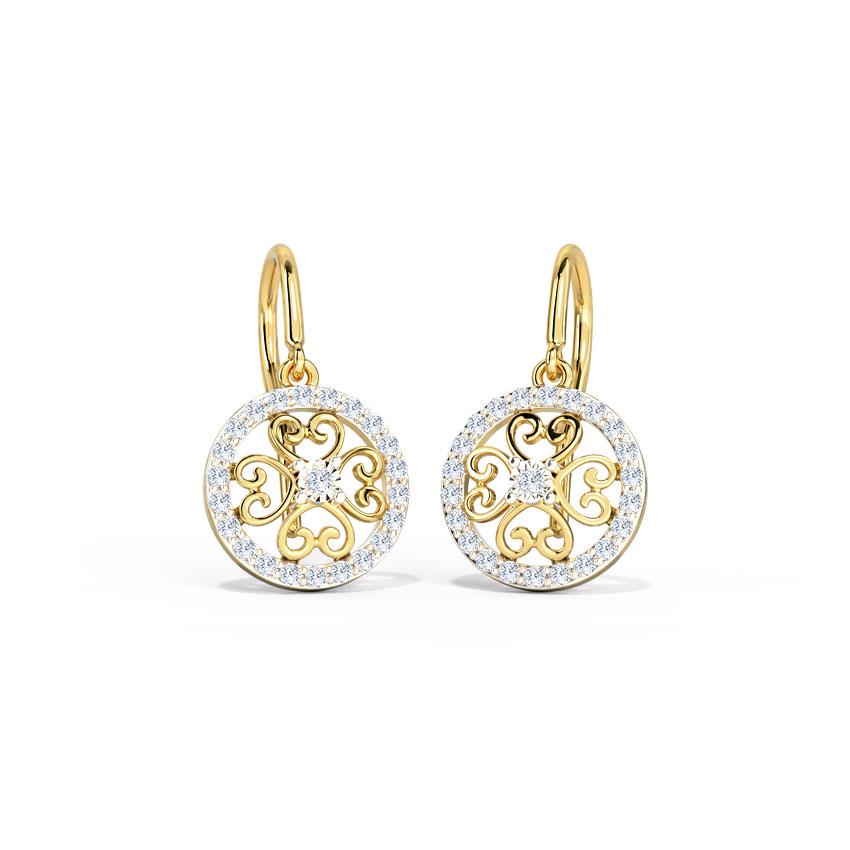 Elina Drop Earrings