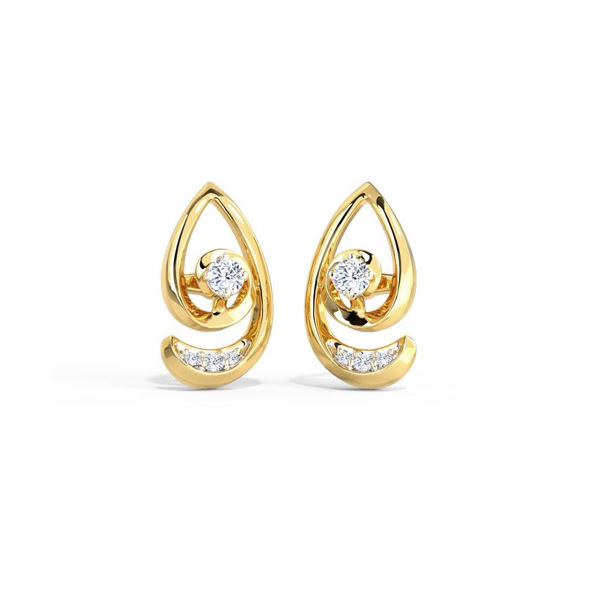 Grazia Stud Earrings