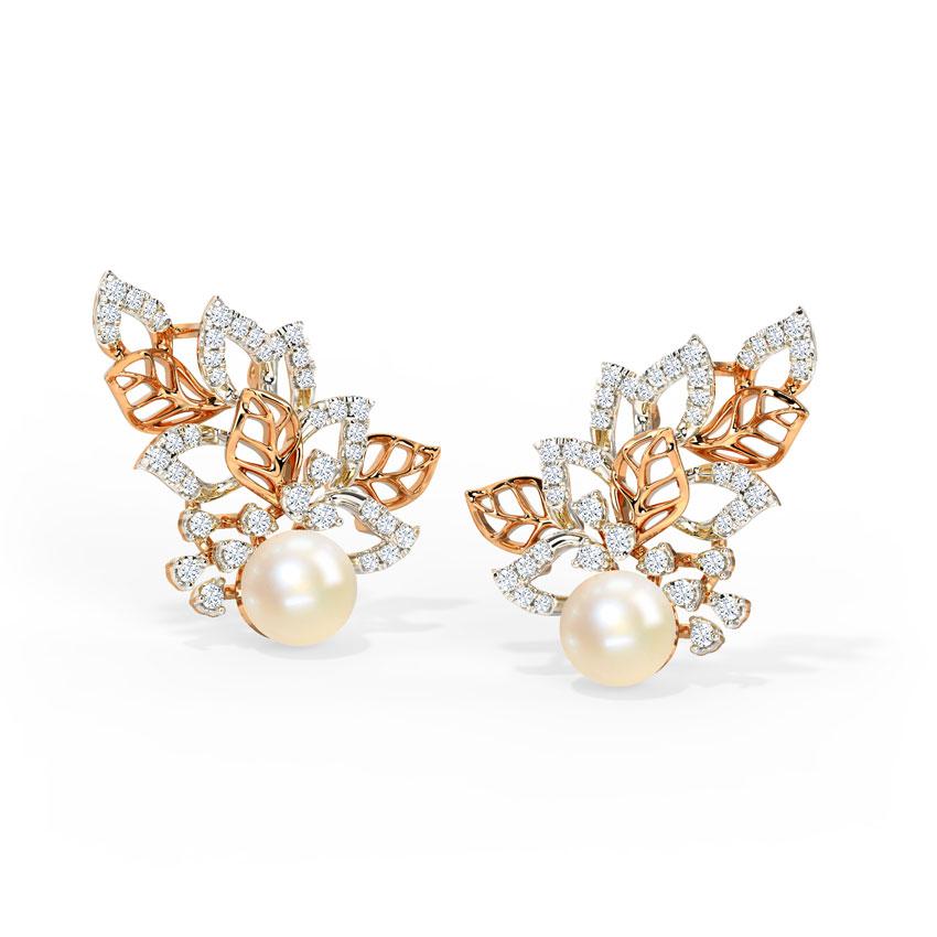 Pleasing Bloom Stud Earrings