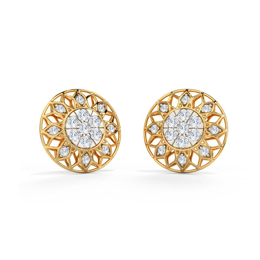 Shailee Detachable Stud Earrings