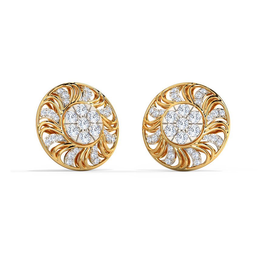 Varina Detachable Stud Earrings