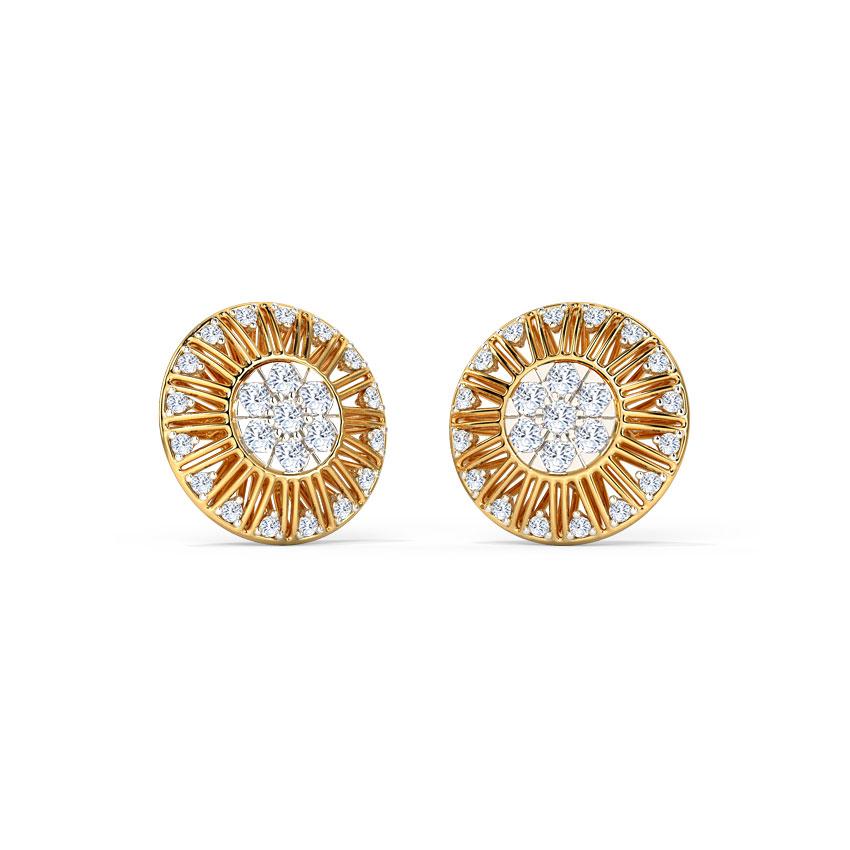 Livia Detachable Stud Earrings