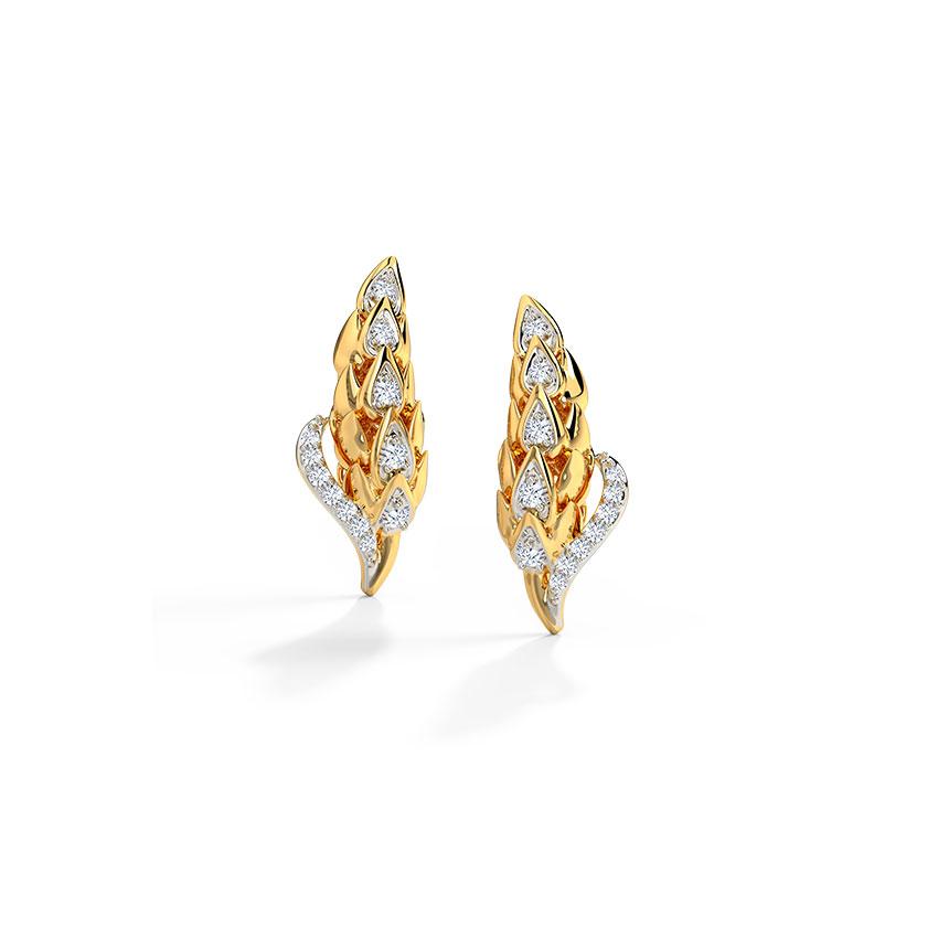 Golden Hour Stud Earrings