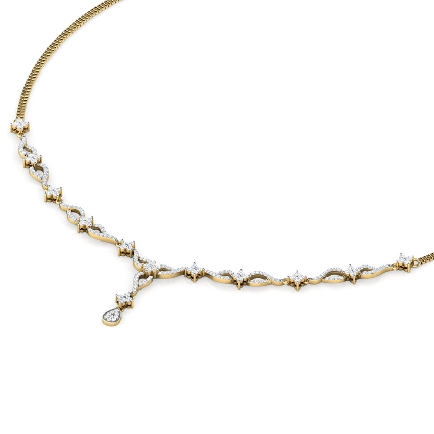 Flora Bunch Necklace