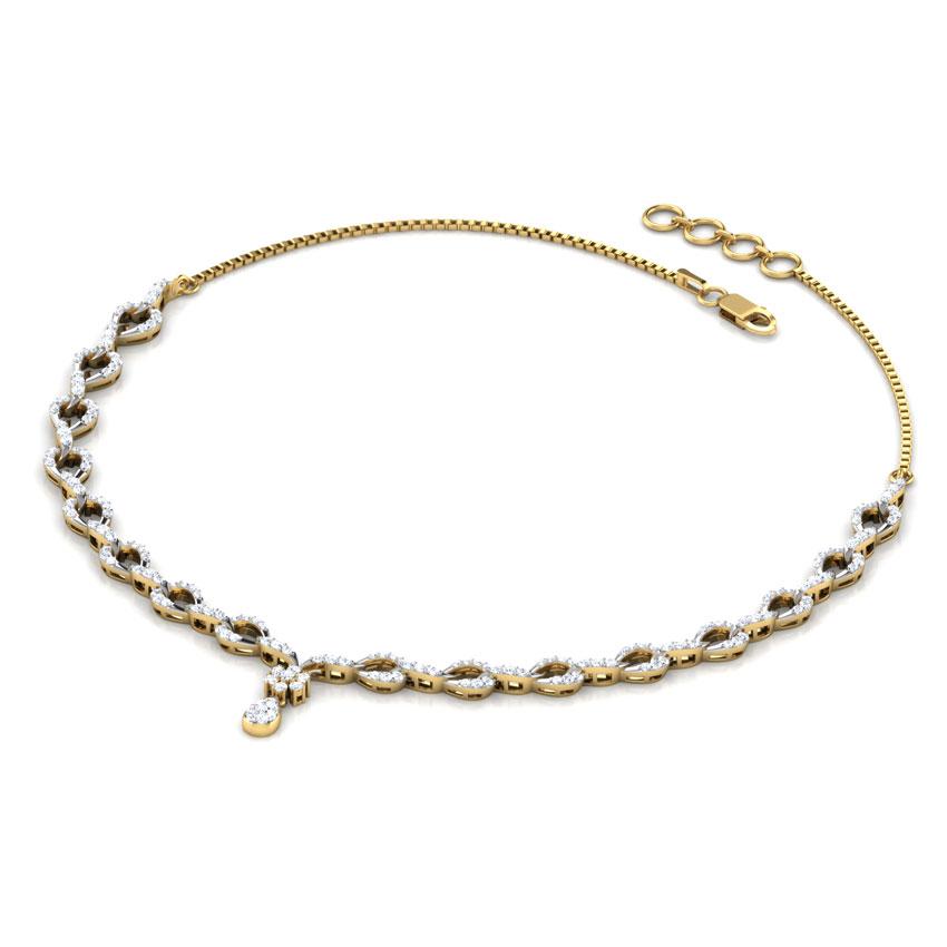 Elean Interlinked Necklace