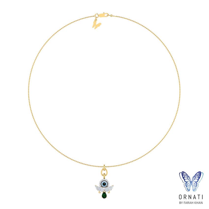 Fia Wings Necklace