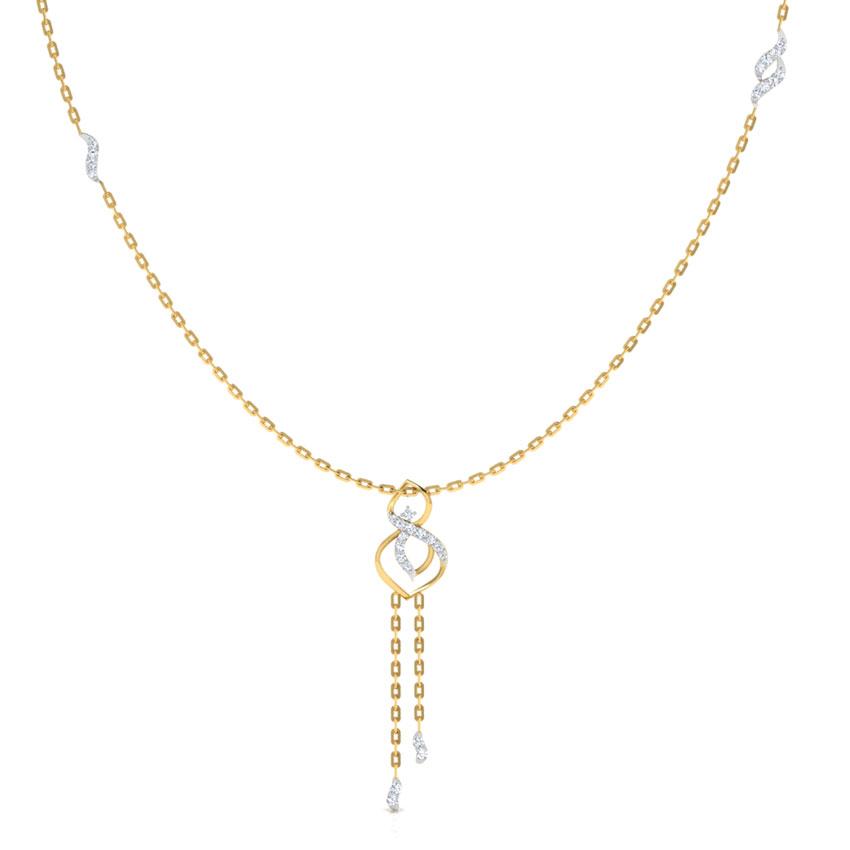 Classic Lariat Necklace