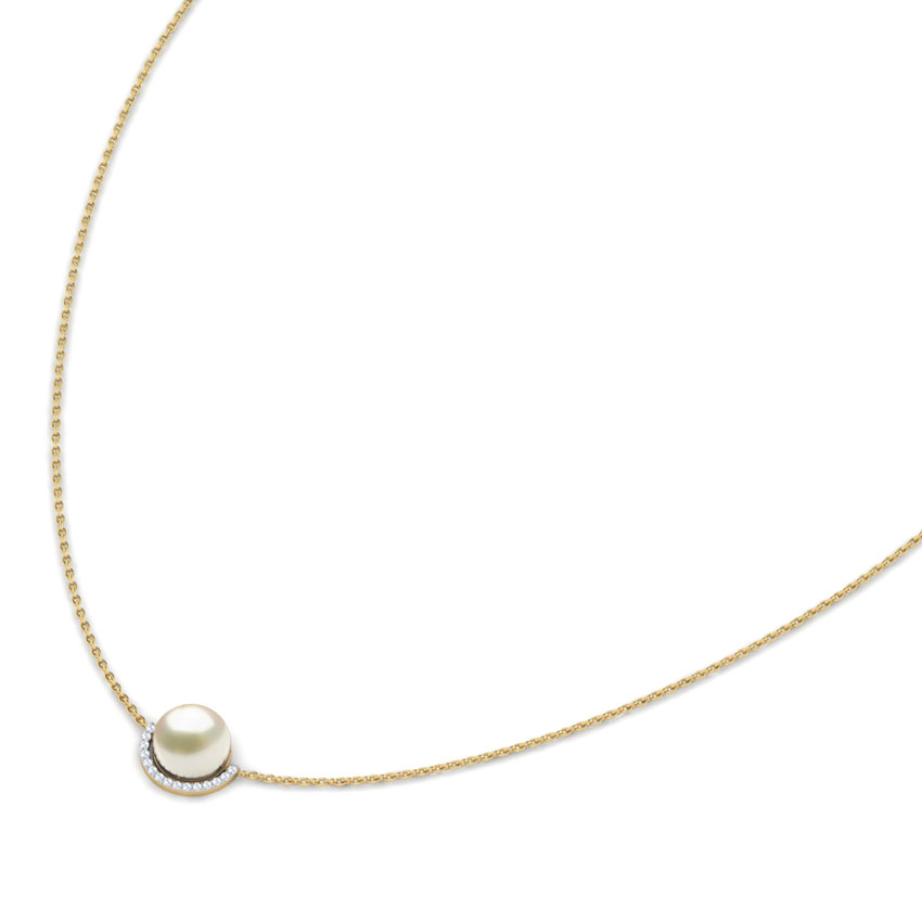 Swing Pearl Necklace