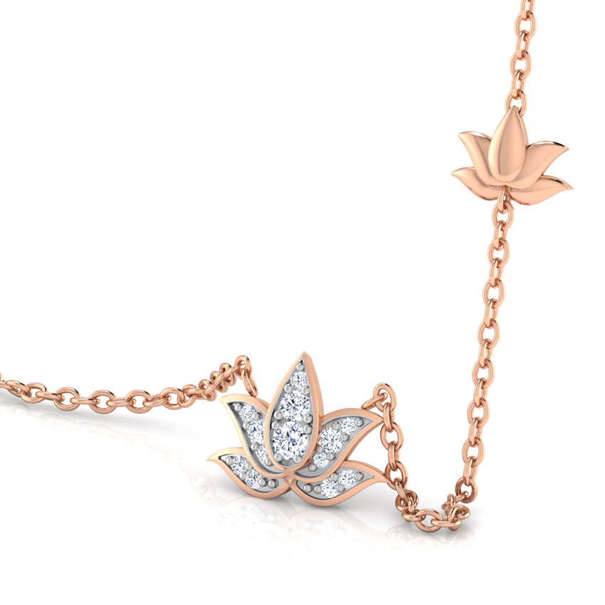 Blossom Lotus Necklace