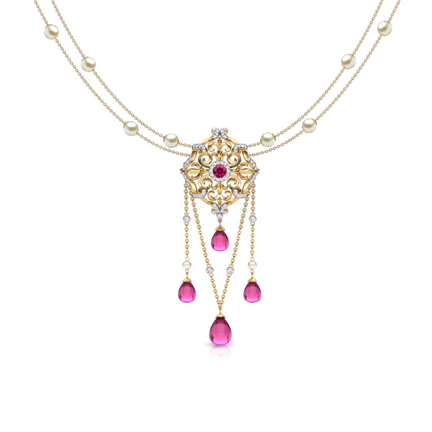 Sheesh Fresco Necklace