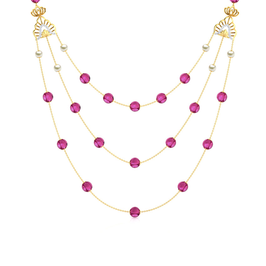 Rambagh Arch Necklace