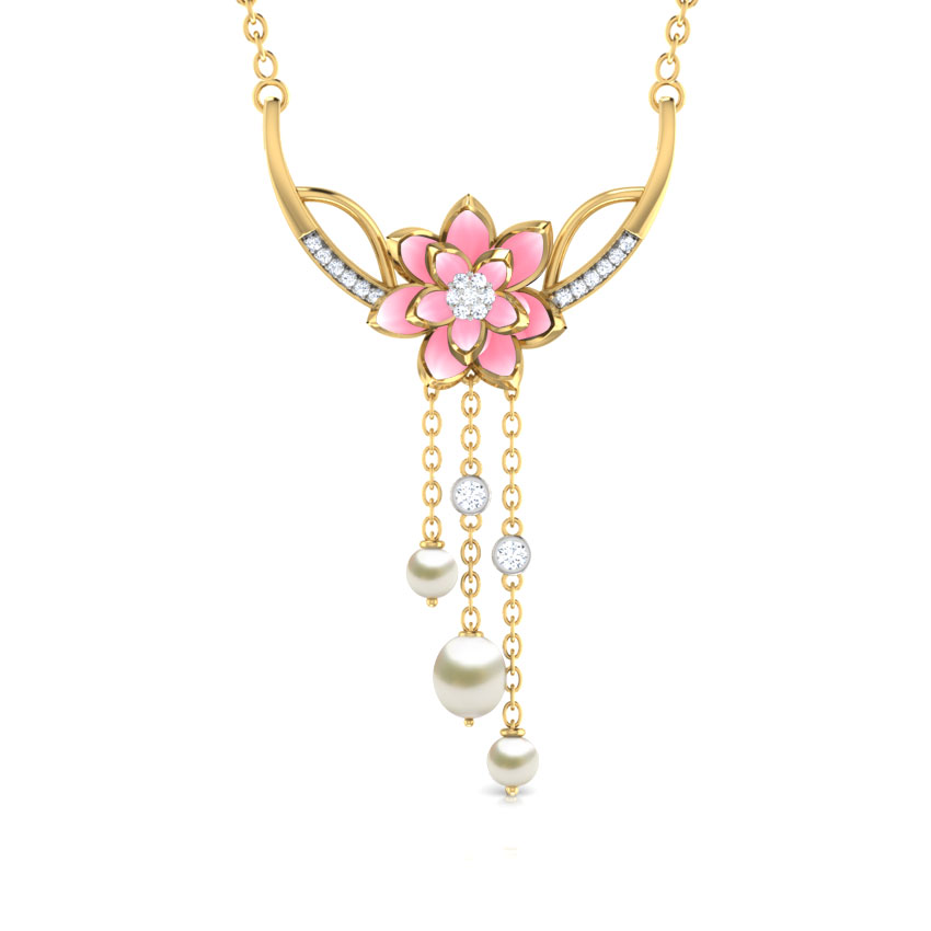 Bloom Lotus Necklace