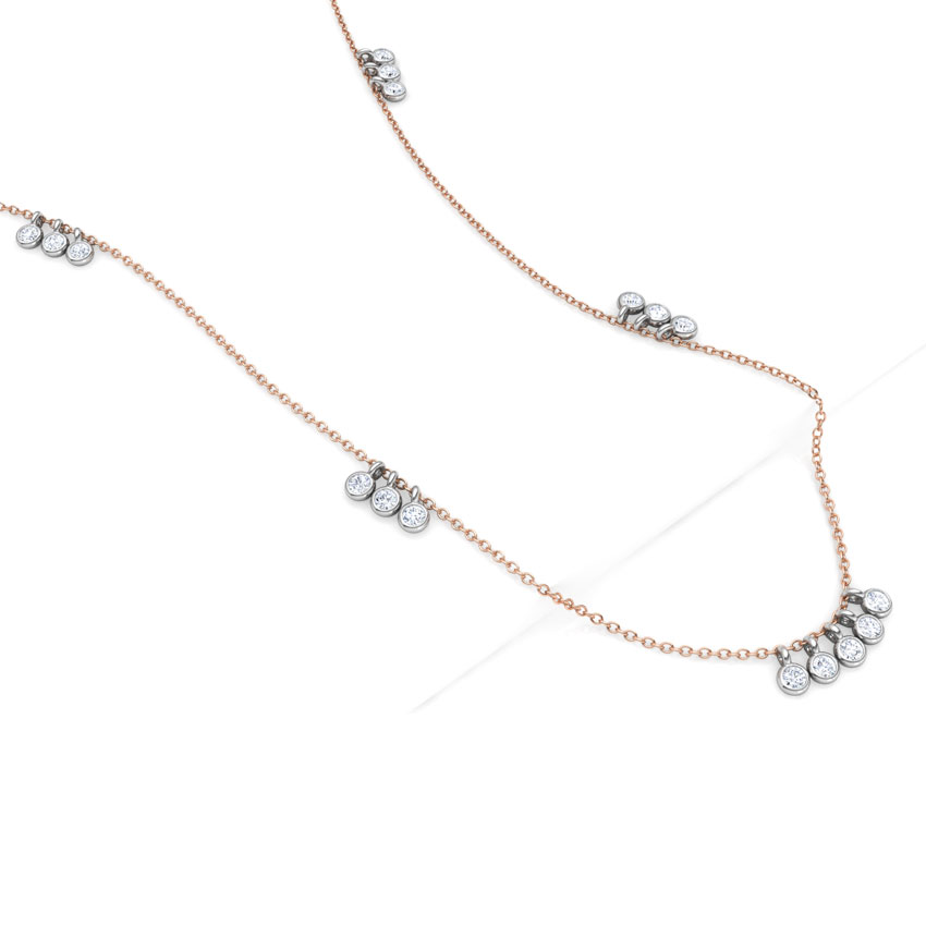 Sway Fine Line Necklace