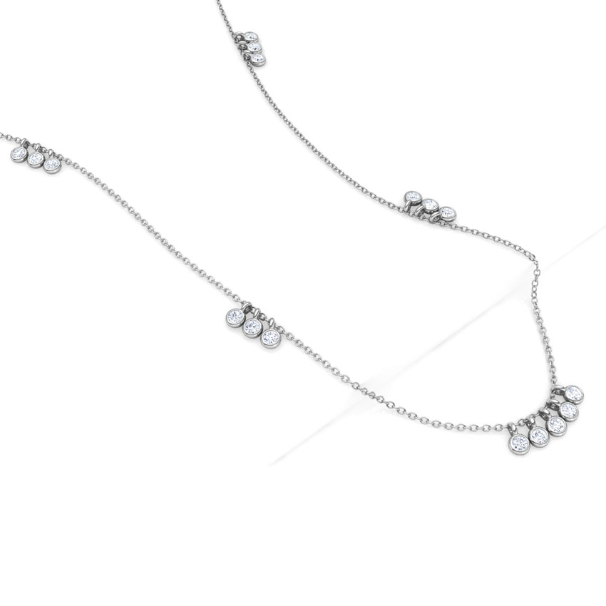 Sway Fine Line Necklace