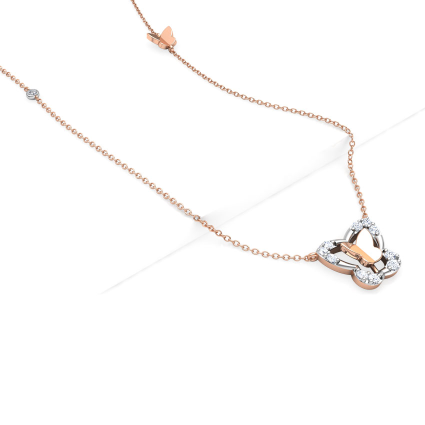 Butterfly Sway Necklace