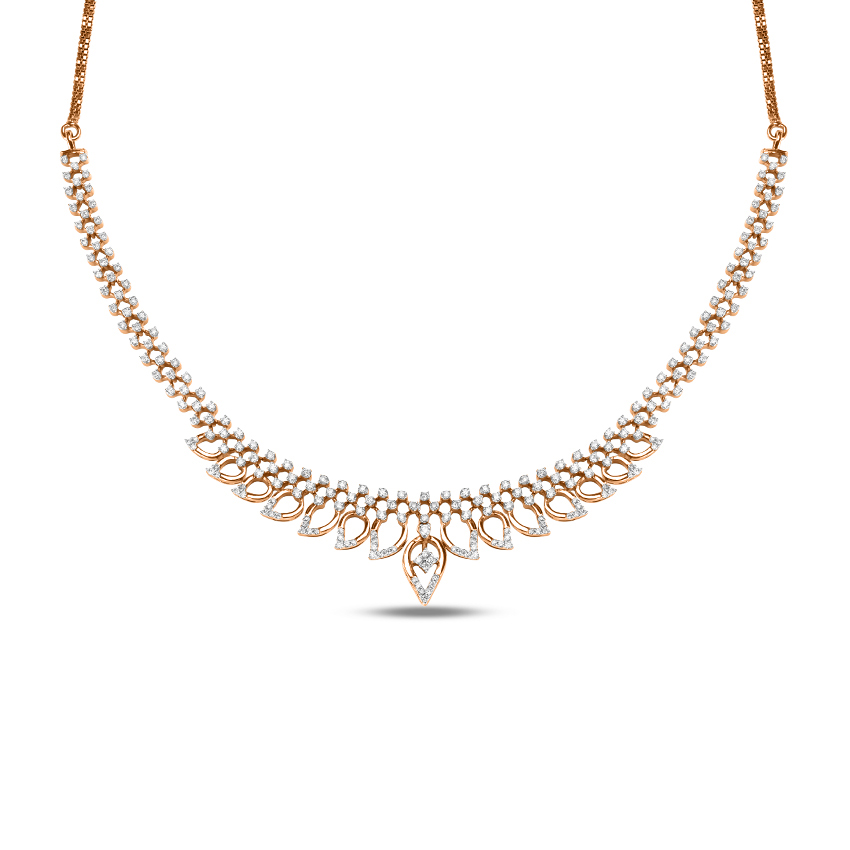 All About Petals Necklace