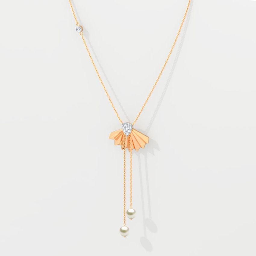 Sway Crown Necklace