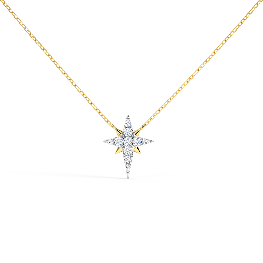 Northern Star Chain Necklace