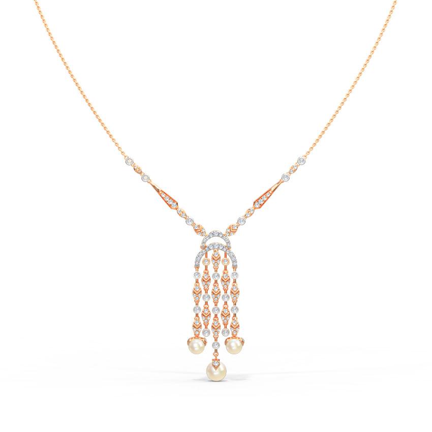 Aleeza Pearl Necklace
