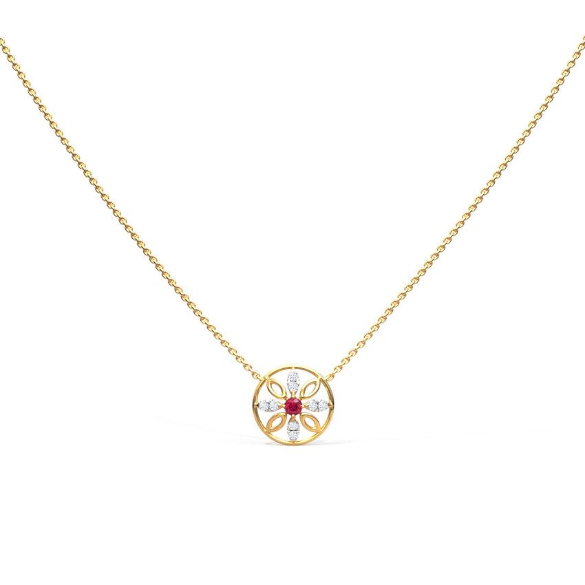 Starflower Necklace