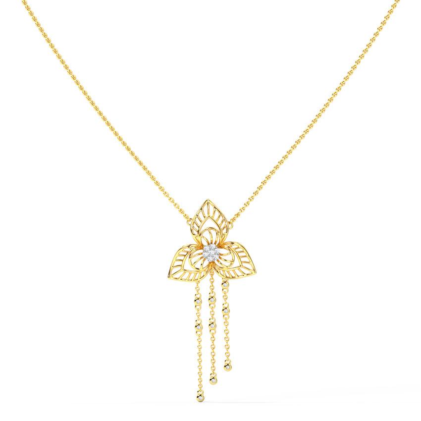 Bloom Trillium Necklace