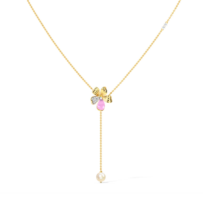 Aster Bloom Necklace