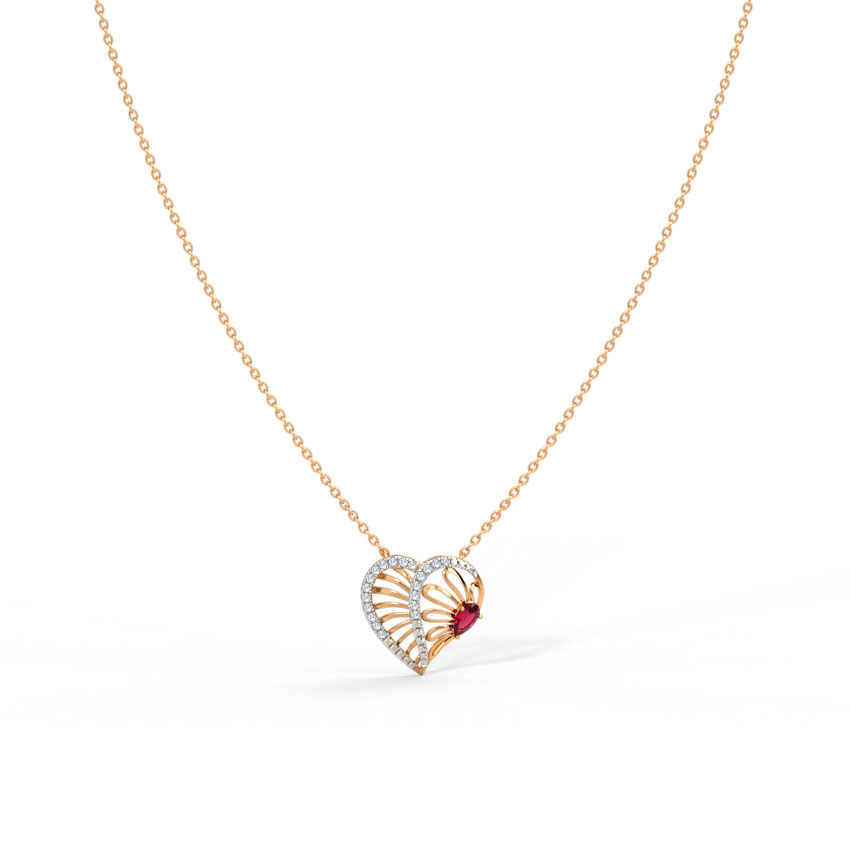 Amore Interlaced Necklace
