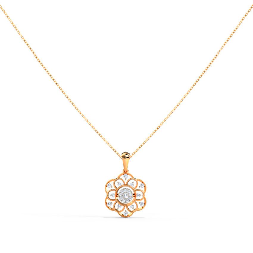 Primrose Sparkle Necklace