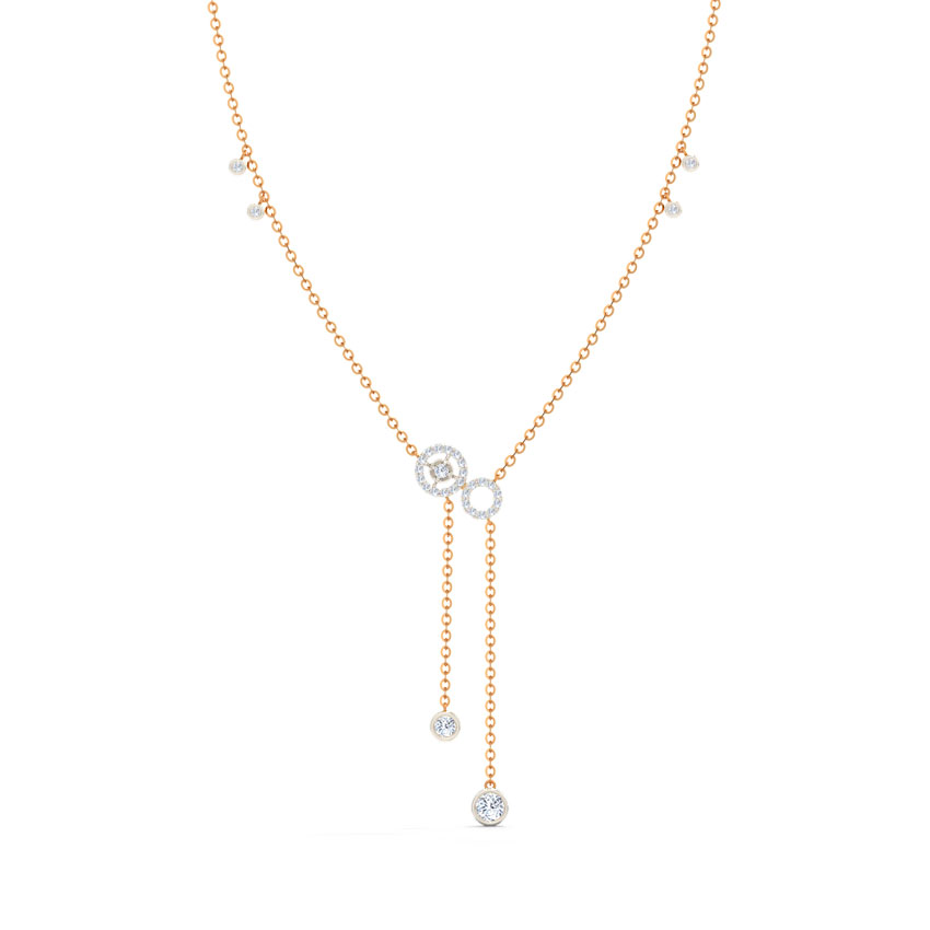 Radiance Lariat Necklace