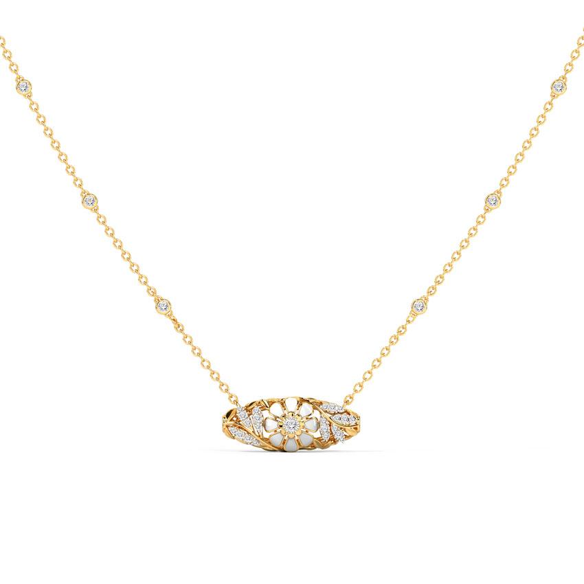 Glorious Floweret Necklace