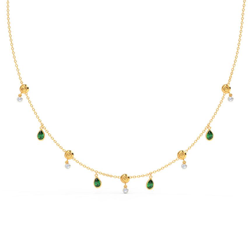 Saachi Coin Necklace