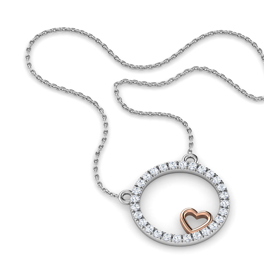 Encircled Love Necklace