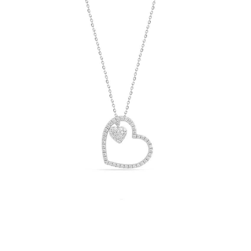 Delightful Heart Necklace