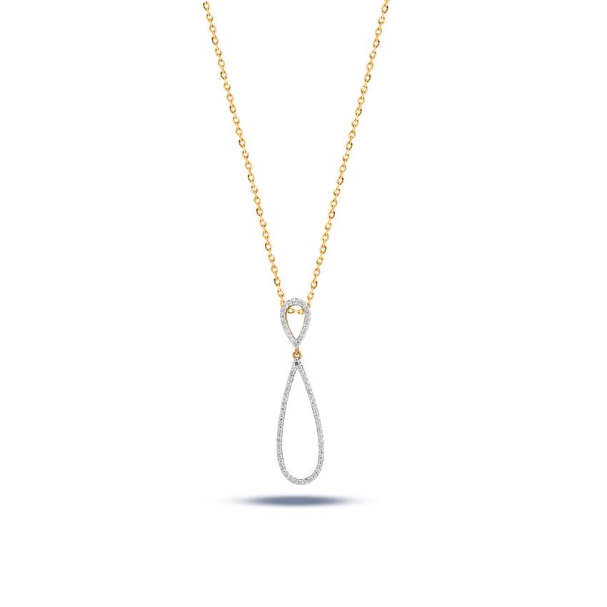 Minimalist Drop Necklace