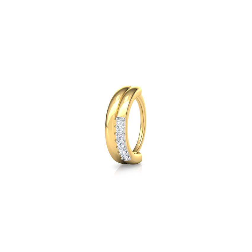 Kamya Diamond Nose Ring