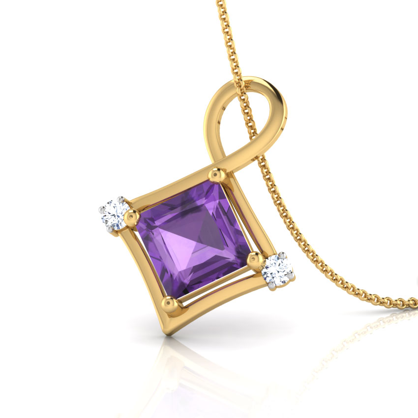 Forever Carre Pendant