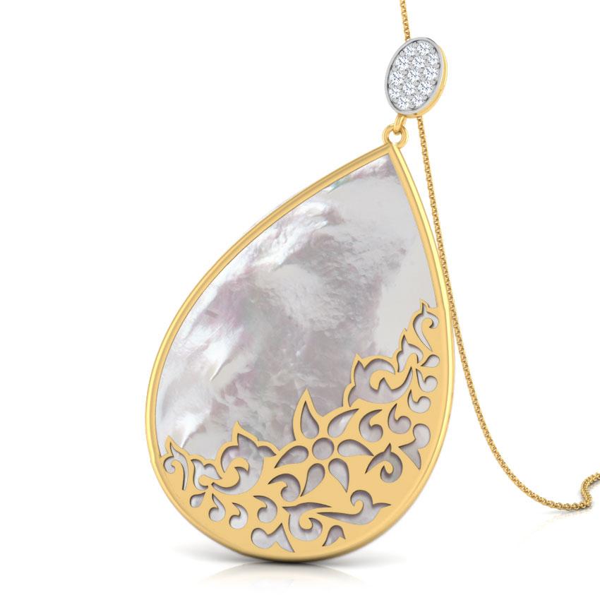 Sirius Mother of Pearl Pendant