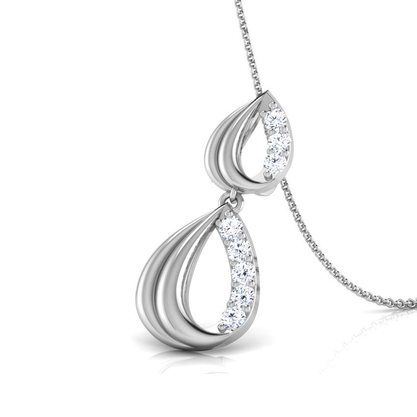Desire Platinum Pendant