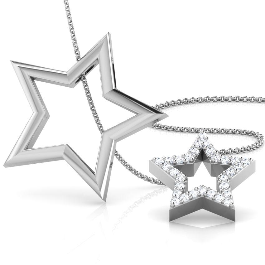 Star of Love 3 in 1 Pendant